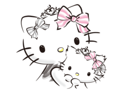 Sanrio Characters Hello Kitty--Charmmy Kitty Image006.png