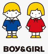 Sanrio Characters Boy & Girl Image007