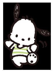 Sanrio Characters Pochacco Image013.png