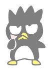 Sanrio Characters Badtz-Maru Image021
