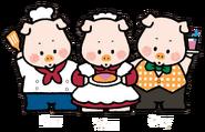 Sanrio Characters Boo Gey Woo Image001