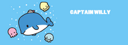 Sanrio Characters Captain Willy (whale) Image007