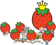 Sanrio Characters Strawberry King--Tuffy--Tommy--Dandy--Crybaby--Socrates--Stinky Image001