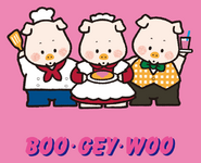 Sanrio Characters Boo Gey Woo Image004