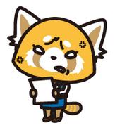 Sanrio Characters Aggretsuko Image018