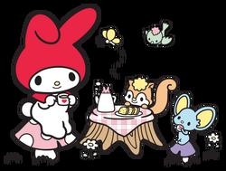 Sanrio Characters My Melody--Risu--Flat Image005.png
