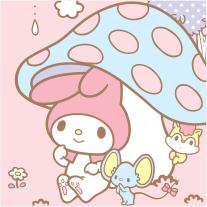 Sanrio Characters My Melody--Risu--Flat Image003.png