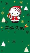Sanrio Characters Hello Kitty--Christmas Image002
