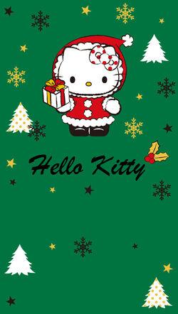 Sanrio Characters Hello Kitty--Christmas Image002.jpg