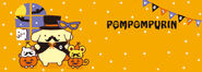 Sanrio Characters Pompompurin--Muffin--Bagel--Scone--Halloween Image001