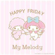 MyMeloXPiano Happy Friday