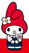 Sanrio Characters My Melody Image032