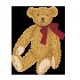 Sanrio Characters Hollys Bear Image004