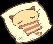 Sanrio Characters Nemukko Nyago Image002