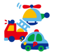 Sanrio Characters Runabouts Image011