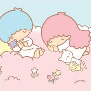 Sanrio Characters Little Twin Stars Image048