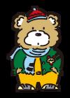 Sanrio Characters Gentle Bear League Image002