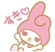Sanrio Characters My Melody Image006