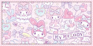 Sanrio Characters My Sweet Piano--My Melody Image004
