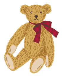 Holly's Bear