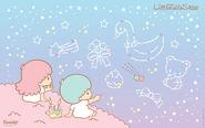 Sanrio Characters Little Twin Stars Image047