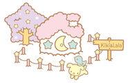 Sanrio Characters Little Twin Stars Image030