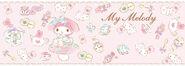 Sanrio Characters My Melody--Risu--Flat Image002