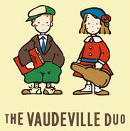 Sanrio Characters Vaudeville Duo Image013