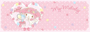 Sanrio Characters My Melody--Flat Image008
