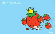 Sanrio Characters Strawberry King--Candy (Strawberry King)--Crybaby--Stinky--Tuffy Image002
