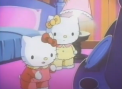 Kitty and Mimmy in pjamas.PNG