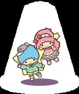 Sanrio Characters Little Twin Stars Image075