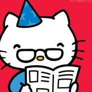 Sanrio Characters Papa (Hello Kitty) Image003
