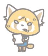 Sanrio Characters Aggretsuko Image019