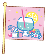 Sanrio Characters Fresh Punch Image002