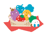 Sanrio Characters Country Fresh Veggies Image001