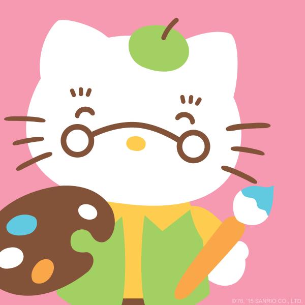 Grandpa (Hello Kitty)