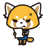 Sanrio Characters Aggretsuko Image015