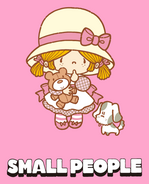 Sanrio Characters Candy (Small People)--Palo Image006