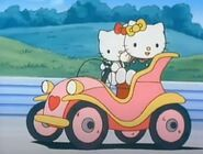 Kitty Mimmy Car