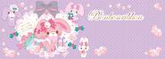 Sanrio Characters Bonbonribbon--Roonroonlulu--Milkeemimi--Lalalaflora Image002