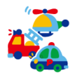 Sanrio Characters Runabouts Image005