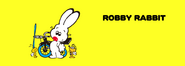 Sanrio Characters Robby Rabbit--Beezy Riders Image001