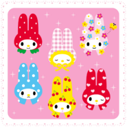Sanrio Characters My Melody Image024