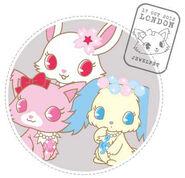 Sanrio Characters Ruby (Jewelpet)--Garnet--Sapphie Image001