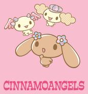 Sanrio Characters Cinnamoangels Image008
