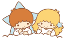Sanrio Characters Little Twin Stars Image069