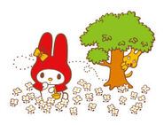 Sanrio Characters My Melody Image003