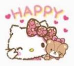 Sanrio Characters Hello Kitty--Tiny Chum Image006