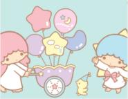 Sanrio Characters Little Twin Stars Image044